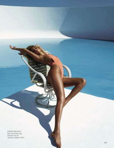kate upton for july 2012 vogue spain