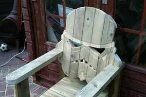 The Stormtrooper Lawn Chair is the Perfect Geek Relaxation Device