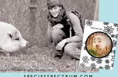 Jes McKay Gilmore, Creator of Species Spectrum (INTERVIEW) - Animal-Aware Greeting Card Company