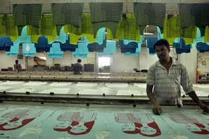 No Nasties Makes Fairly Traded Organic Cotton Shirts in India