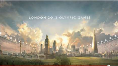 BBC Sport London 2012 Games trailer