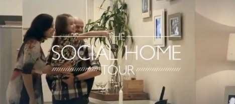 Personalized House Tours - The Carvalho Hosken Real Estate Firm Uses Social Media to Drive Sales