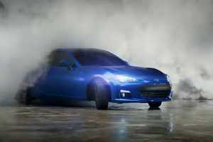 The Scorched: 2013 Subaru BRZ Ad is on Fire