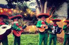Mariachi Band Campaigns - The Doritos 'Join the Tour' Social Media Contest is Musical