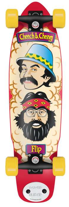 Cheech and Chong Skateboards
