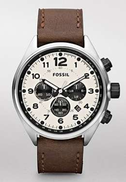 fossil military watches