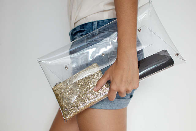 Crystal Clear Purses