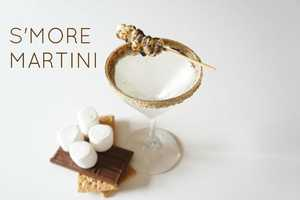 Take a Sip of This Delectable Smore Martini