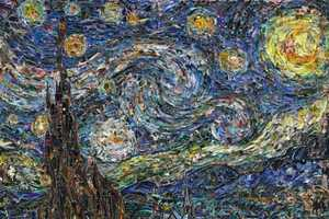 The Pictures of Magazine 2 Series by Vik Muniz is Wonderful