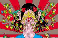 Psychedelic Pop Art