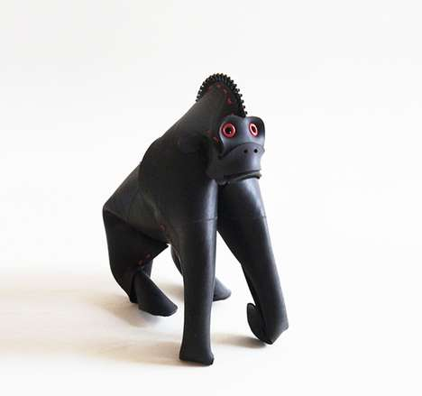 Rambunctious Rubber Animals