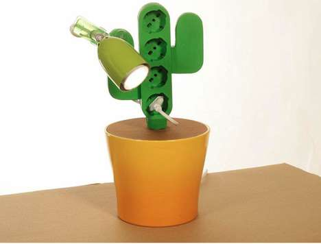 Power Cactus by Manifattura & Design