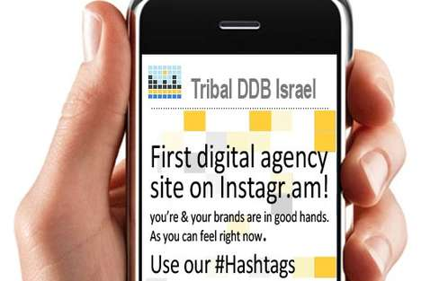 Tribal DDB Instagram