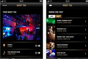 NightTag Lets You Publicize Your Nightlife Experiences