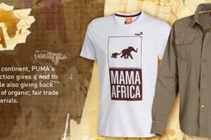Puma Wilderness Collection Offers Eco-Friendly & Fair Trade Items