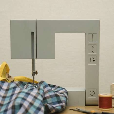 Foldable Sewing Machine