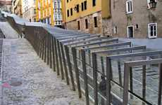 The Roberto Ercilla Mechanical Ramps are a Concrete Convenience