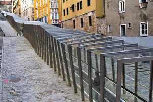 The Roberto Ercilla Mechanical Ramps are a Concrete Convenience