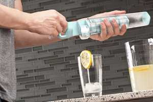 The Cube Tube by Quirky Makes Perfect Icy Blocks
