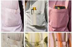 Shirt Pocket Installations