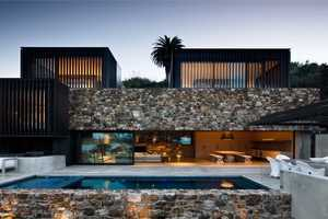 Local Rock House by Pattersons Architecture is a Perfect Getaway