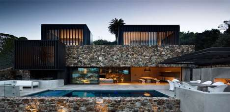 Local Rock House by Pattersons Architecture