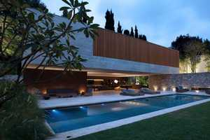 The Ipes House was Designed by Marcio Kogan's StudioMK27