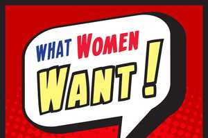 The 'What Woman Want' Infographic Gives You The Scoop On Desires