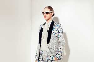 The Peter Som Resort 2013 Collection is Exotic