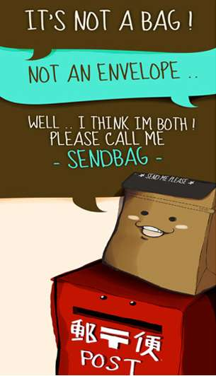 Sendbag