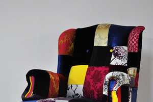 The Patchwork Sofas are Eclectically Fabulous and Stylish