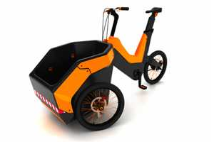 The Tool Trike Makes Transporting Building Equipment a Lighter Job