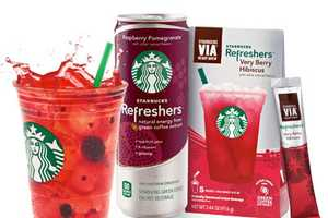 Starbucks Refreshers Offers a Boost of Natural Energy