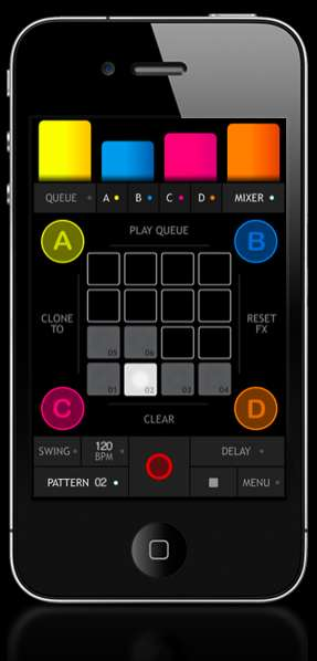 triqtraq Jam Sequencer