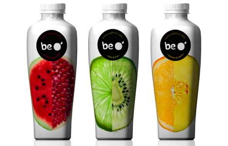 Be O Juice Packaging