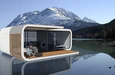 Effortless Prefab Retreats