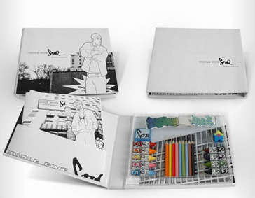 Urban Coloring Books