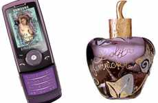 Perfume Inspired Phones