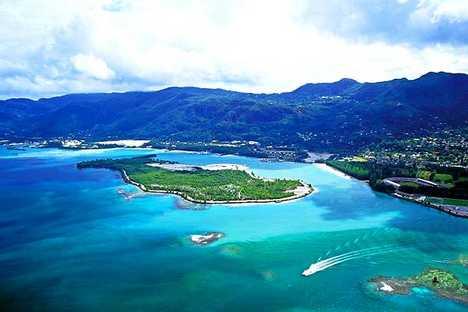 Man-Made Seychelles Paradise - Eden Island