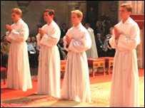 YouTube Recruiting (Part 2) - Cistercian Monks Get Universal Music Deal