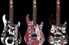 Custom Rock Band and Guitar Hero Instruments