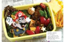Edible Cartoons - Face Food Bento Boxes