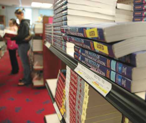 Free Textbooks - Sponsored Ads Help Students