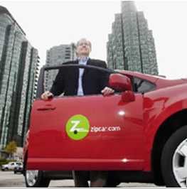 Zipcar Drive In