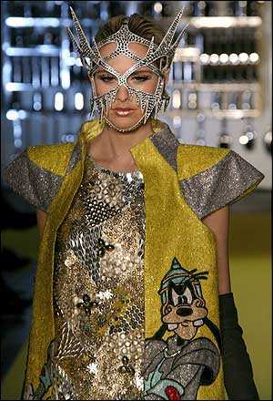 Fantasy Fashion - Manish Arora