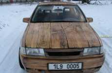 Wooden Cars II