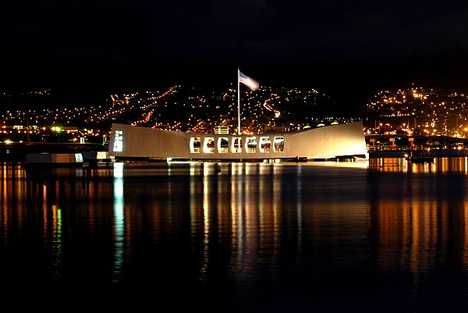 Earth Hour: Hawaii - Pearl Harbor Residences Will Go Dark