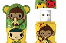 Cartoon USBs