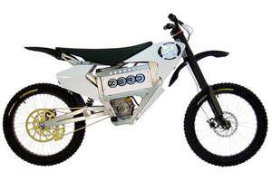 Zero Motorcycles' Zero X