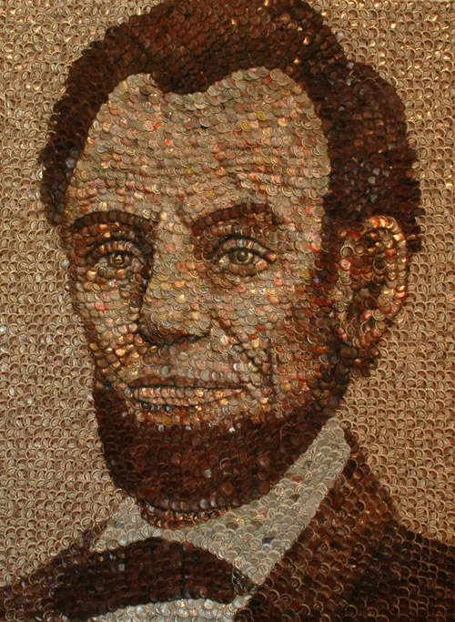Bottle Cap Portraits